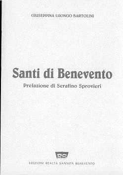 Santi di Benevento - pag.272