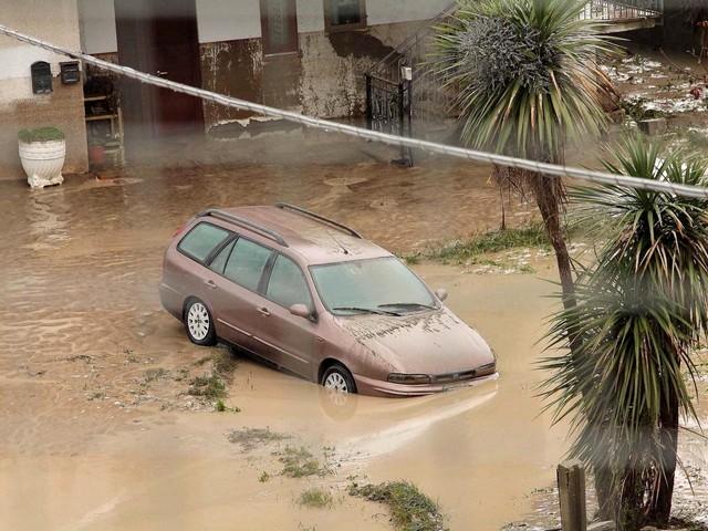 Alluvione, un bilancio tutto al negativo