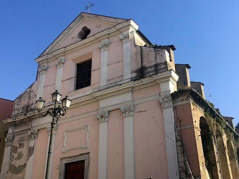 Riapre la chiesa dell'Annunziata di Benevento. Il programma