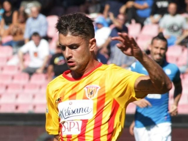 Benevento Calcio: per Antei stagione finita