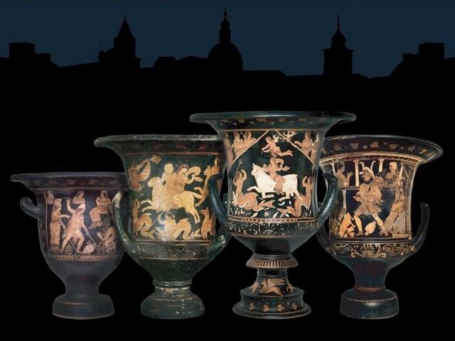SANT'AGATA DE' GOTI - Circa 1.600 visitatori in soli 10 giorni per la mostra 'Archeological Experience'