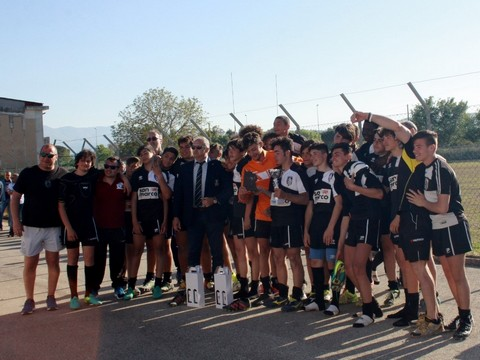 Rugby: l'Audax Ragusa vince la IX edizione del Memorial 'Filomena Ricci'