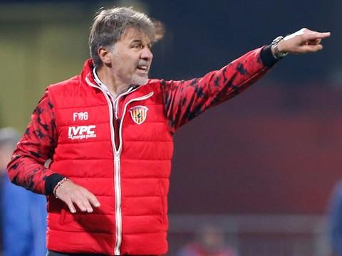 Calcio, il Benevento a Cesena per voltare pagina in funzione play off. Baroni a rischio