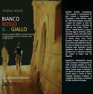 Presentato a Napoli il libro 'Bianco, rosso &... giallo'