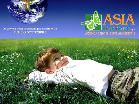 Il Comune di Benevento e ASIA, in collaborazione