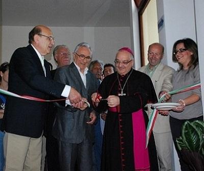 Inaugurata la sede dell'Assostampa Valle del Sarno