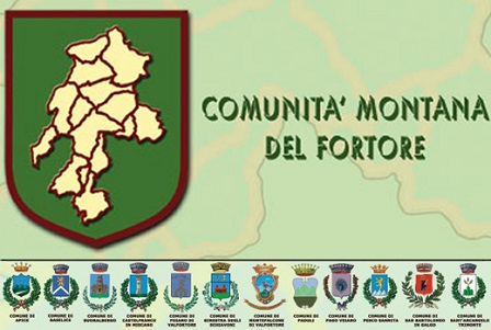 La proposta della Comunita' Montana del Fortore