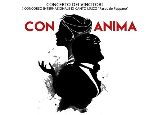 'Con Anima', il concerto dei vincitori del I Concorso Internazionale di Canto Lirico 'Pasquale Pappano'