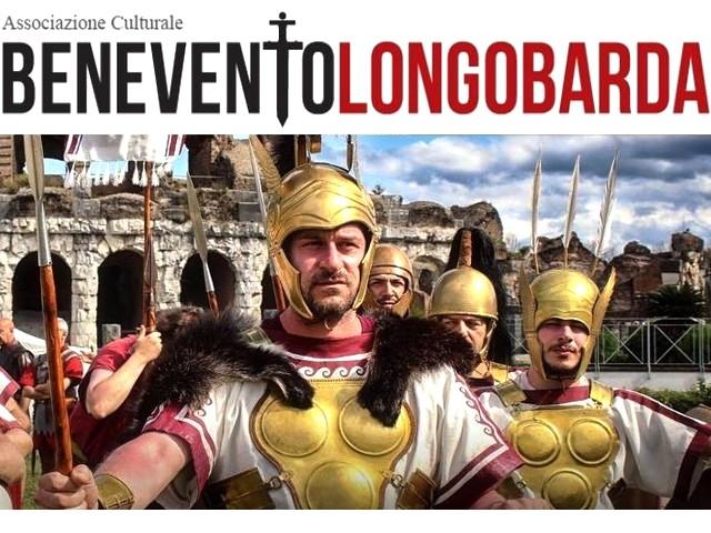 Benevento Longobarda: l'8 ottobre il 'Corteo Storico degli Antichi Sanniti'