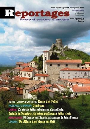 Torna in edicola 'Reportages', la rivista fotogiornalistica edita da Realtà Sannita