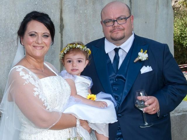 Si sono uniti in matrimonio Massimo Tipaldi e Antonietta Cuoco