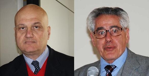 Gli interventi di Antonio De Lucia e Giacomo de Antonellis