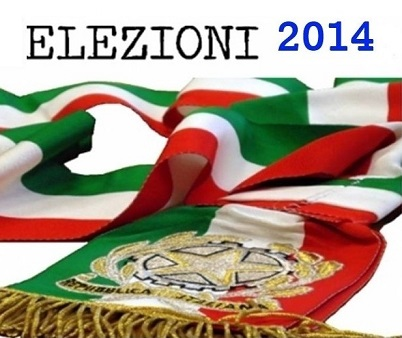 Elezioni amministrative ed europee del 25 maggio 2014