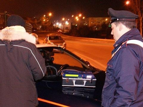 'Operazione Alto impatto': un arresto, denunce e segnalazioni