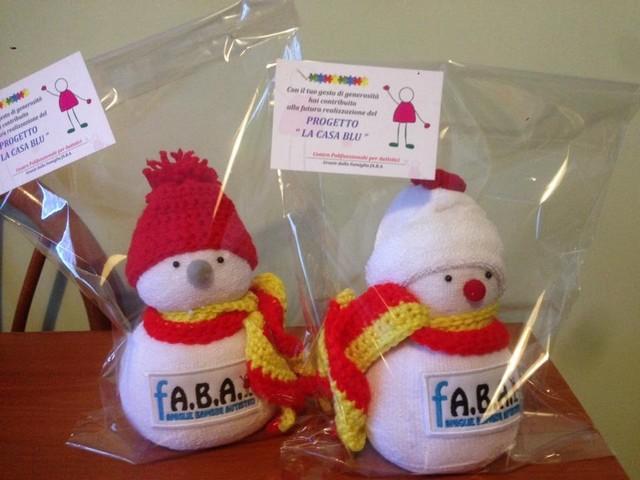 Le iniziative per il periodo natalizio dell'Associazione di Volontariato Famiglie Bambini Autistici di Benevento