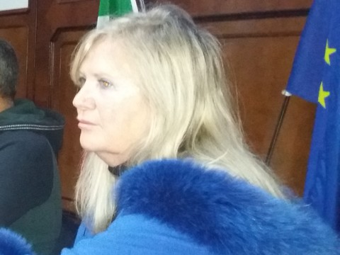 Felicita Delcogliano è il nuovo assessore dell'esecutivo Mastella. Sostituisce Amina Ingaldi