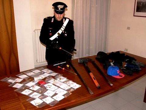 I carabinieri della Compagnia di Giugliano in