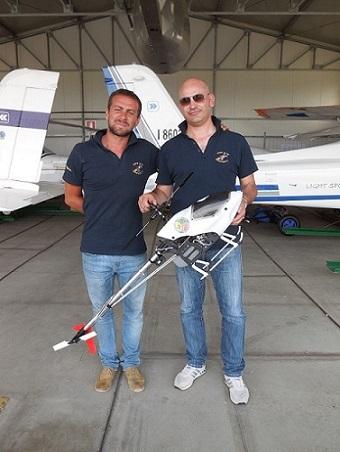 A contrada Olivola si pratica anche l'aeromodellismo grazie alla Gica Flight