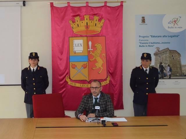 'Obiettivo sicurezza al fianco dei cittadini': il bilancio del questore Giuseppe Bellassai