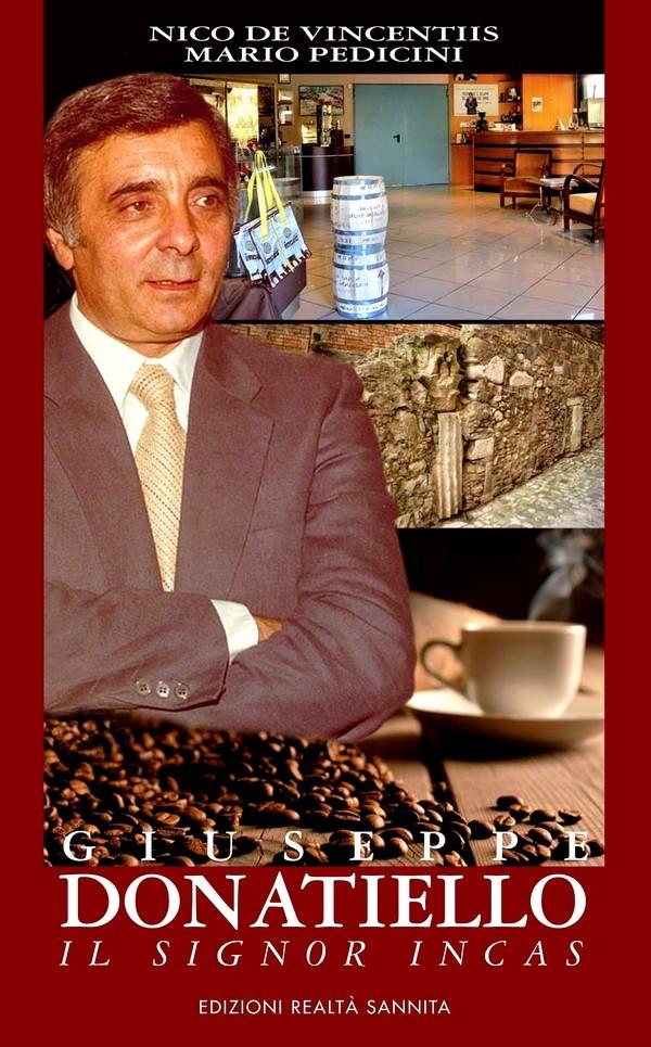 Giuseppe Donatiello, il signor Incas