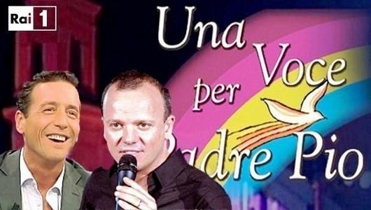 A 'Una Voce per Padre Pio' ci sarà Gigi D'Alessio