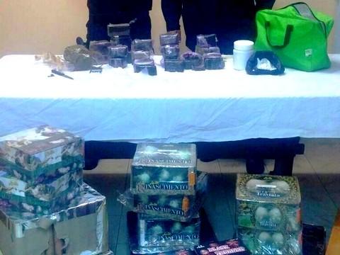 CEPPALONI - Hashish e cocaina nascosti in un deposito agricolo. Arrestato spacciatore 51enne