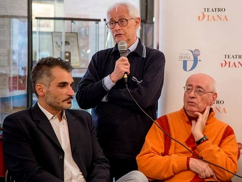 Presentato il libro di Jelardi su Nino Taranto