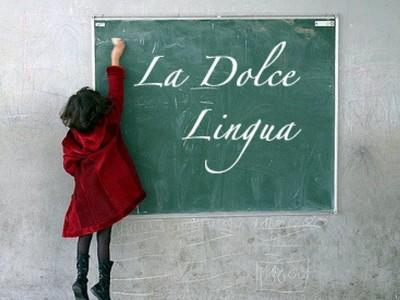Gli stranieri paragonano la lingua italiana ad un suono melodioso