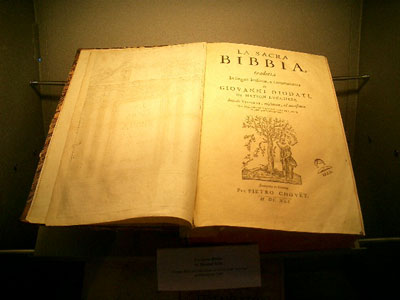 Un ciclo di lezioni a Benevento per conoscere la Bibbia