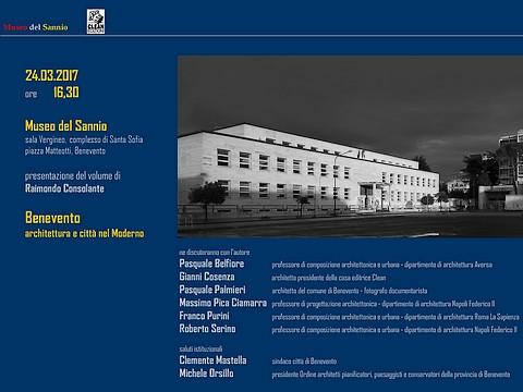 Venerdì 24 marzo, alle ore 16.30, a Benevento,