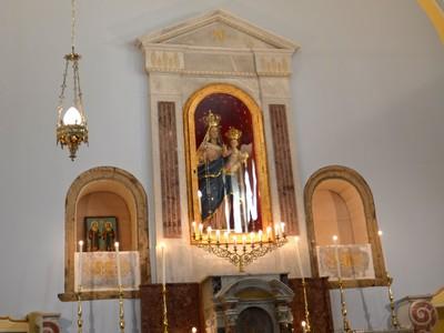 Riaperto al culto il Santuario Mariano