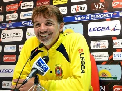 E' ufficiale: Baroni allenatore del Benevento