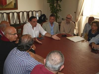 Convocata dal sindaco Clemente Mastella, si è