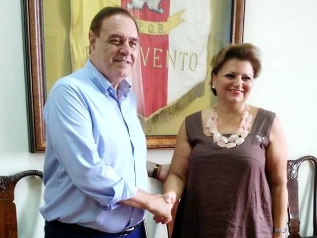 Comune di Benevento, Rossella Del Prete ha firmato l'accettazione dell'incarico di assessore