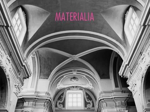 'Materialia': 11 designer internazionali esplorano la materia nelle sue molteplici applicazioni