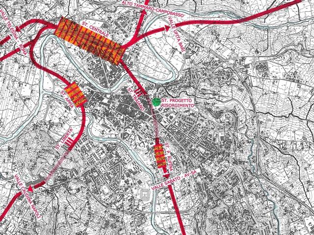 Proposta una metropolitana cittadina durante la II Giornata del Costruttore Sannita
