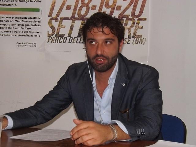 Regione, Mortaruolo: 'Ok a finanziamento dei Gal Alto Tammaro e Titerno'