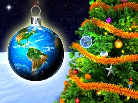Ecco come si festeggia il Natale nel mondo