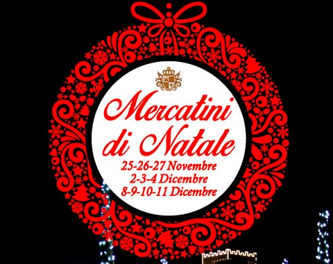 TORRECUSO - Dal 25 novembre 'La Fortezza' si accende con i Mercatini di Natale e dell'Enogastronomia