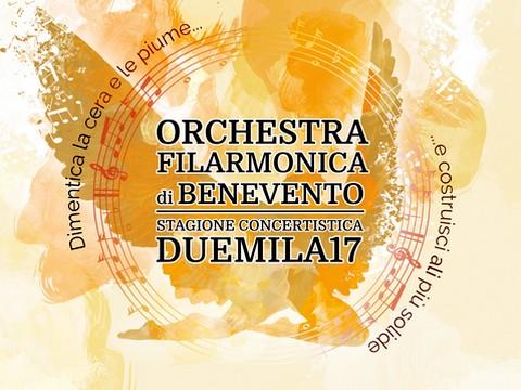 L'Orchestra Filarmonica di Benevento annuncia la Stagione concertistica 2017