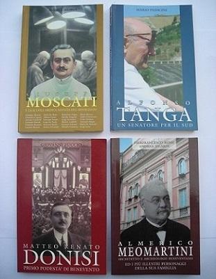 4 libri della 'Collana I Protagonisti' a soli 9 euro