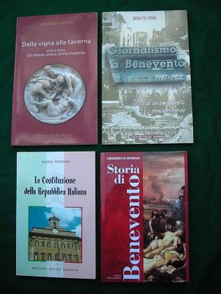 4 libri solo Euro 9,00 spese postali incluse!