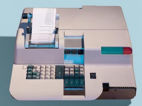 Olivetti Programma 101, un viaggio alle origini del personal computer