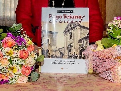 Presentato il libro di Lucia Gangale 'Pago Veiano Amarcord'