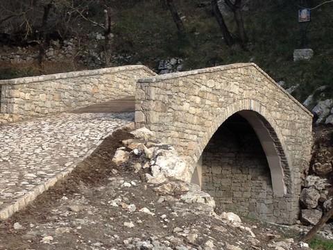 Il nuovo ponte ai Quadrielli è realtà