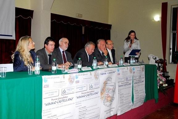 Mimmo Castellano rivive nel Premio a lui intitolato