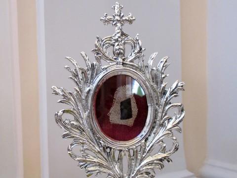 La reliquia di San Pio giunta in Foglianise