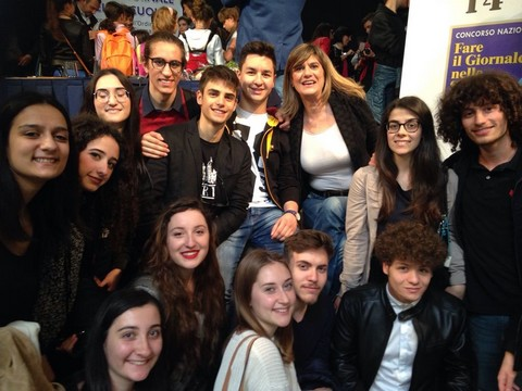 Premiati a Cesena i giornalisti in erba