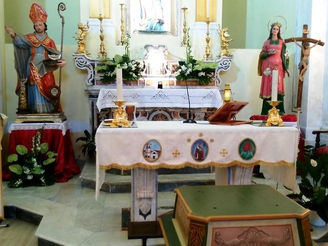 BUONALBERGO - Solennità di San Donato e Santa Lucia, il programma religioso