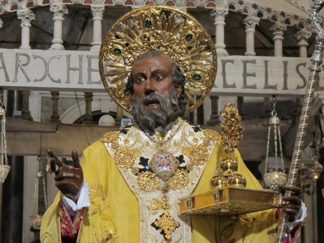 FRAGNETO MONFORTE - Dodicesima edizione del 'Cammino di San Nicola'